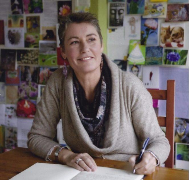 Christine als schrijfster