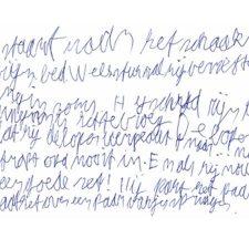 Internationale dag van het handschrift