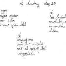 De herberg in kaart gebracht  – dag 27