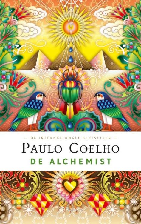 De Schrijfkaravaan 2021 met 'De Alchemist'