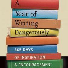 Inspirerende schrijfster en haar boek