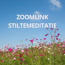 Zoomlink naar de Shodo Stiltemeditatie